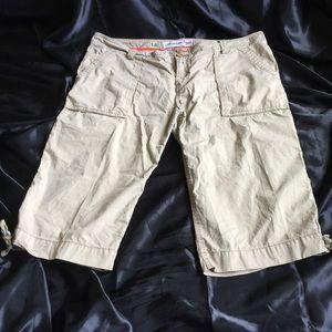 AE 🦅 adjustable length shorts sz 18
